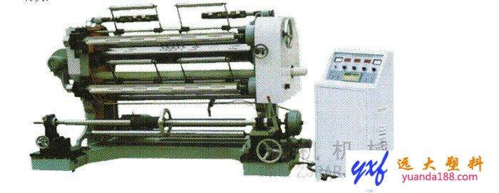 (3).彩印过程: A.按要求设定出图案,通过彩印机打印到塑料薄膜上  4).切膜过程: 根据要求将打印好的薄膜,切成长度为340—345mm的长方形的塑料块.所用到的机器为切膜机.  (5).制袋过程:将二层透明塑料分在一层非透明塑料两边,通过超声波高频熔接或热封刀热封成三边熔封一边敞开的内套袋。在三边制袋机上完成;要求缝合宽度为13—15mm.